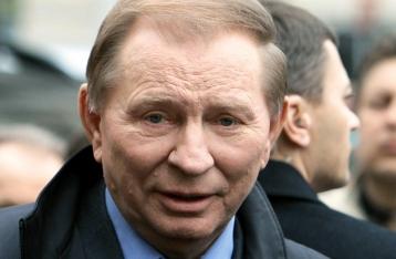 Кучма не считает целесообразной встречу в Минске в ближайшие дни