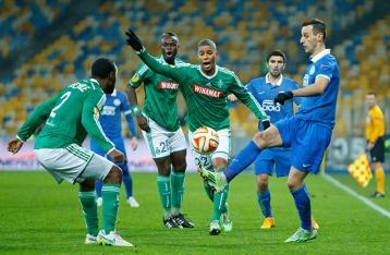 «Днепр» вышел в плей-офф Лиги Европы