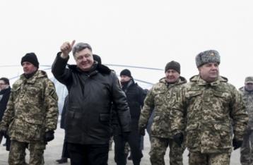 Порошенко заявив про реальне дотримання перемир'я на Донбасі
