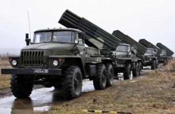ОБСЄ не підтверджує відведення НЗФ важкого озброєння в зоні АТО