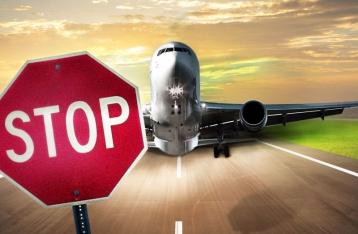 Госавиаслужба запретила полеты в Харьков, Днепропетровск и Запорожье