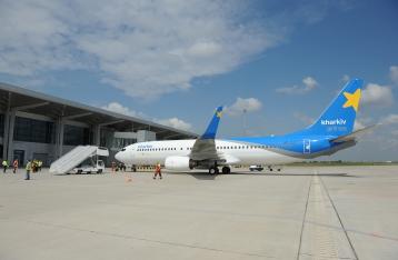 Аеропорти «Харків» і «Дніпропетровськ» відновили роботу