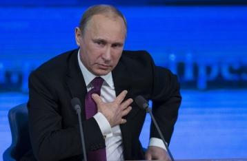 Путин: РФ готова выступить посредником в диалоге внутри Украины