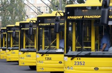Столичні водії тролейбусів та автобусів можуть долучитися до страйку