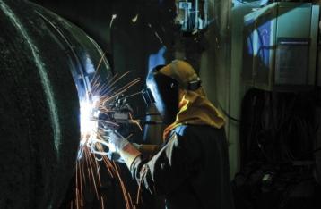 В Україні спад промвиробництва у листопаді зберігся на рівні 16,3%