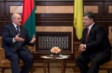 Лукашенко пообещал дальнейшее содействие проведению переговоров по Донбассу