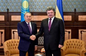 Казахстан будет поставлять в Украину энергоуголь