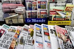 Погляд збоку: західні ЗМІ втрачають оптимізм щодо України