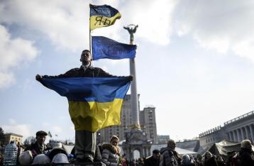 Спустя год после событий на Майдане украинцы испытывают страх и безысходность