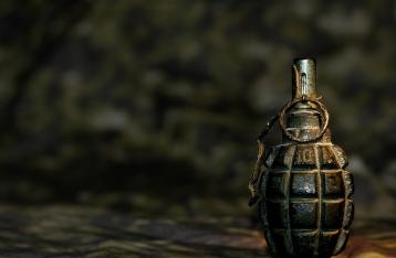 Ночью в центре Киева неизвестный взорвал гранату, есть пострадавшие