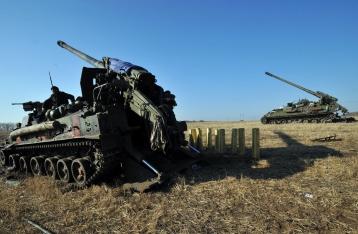 В Генштабе назвали условие отвода артиллерии на Донбассе