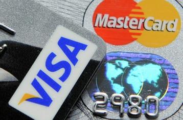 Visa и MasterCard приостановили работу в Крыму