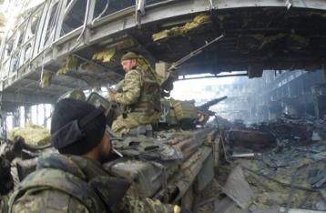 В бою за донецький аеропорт загинули троє військових