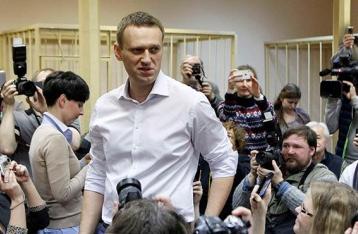 Олексій Навальний отримав умовний термін