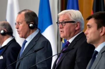 Участники переговоров по Донбассу возобновят «нормандский формат»