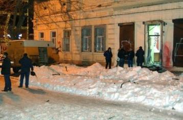 В Одессе прогремел взрыв возле центра помощи бойцам АТО