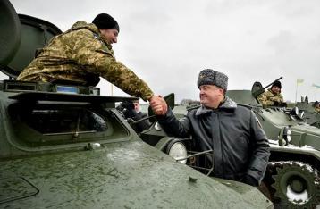 Порошенко: Новая армия будет гарантом независимости Украины