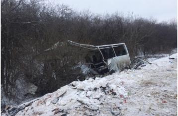 Ярема: Водитель КрАЗа, въехавшего в автобус с военными, был трезв