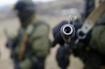 За сутки в зоне АТО погибли трое военных