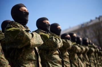 Каждый шестой украинец видит в добровольческих батальонах частные армии олигархов