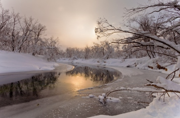 В Украину идет резкое потепление