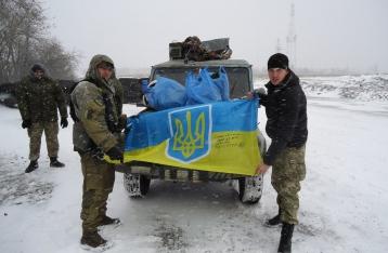 За сутки НВФ обстреляли украинских военных 50 раз