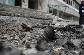 Москаль: Станицу Луганскую обстреляли из артиллерии и минометов