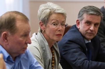 Главы МИД «нормандской четверки» призывают собрать Трехстороннюю группу