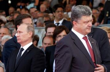 МИД РФ: Порошенко отказался от плана Путина