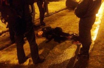 В Харькове возле райсуда прогремел взрыв, есть пострадавшие