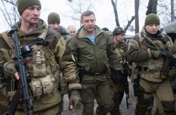 Захарченко больше не хочет мириться с Украиной и пугает наступлением