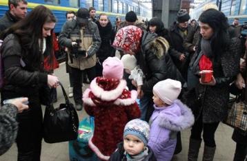 ООН: Число беженцев с Донбасса превысило 1,5 миллиона человек