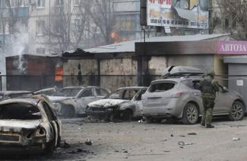Теракт в Мариуполе: 30 погибших, более 90 раненых