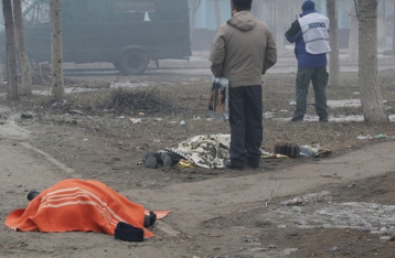 ОБСЕ: Мариуполь обстреляли с подконтрольной ДНР территории