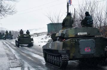 СМИ: НВФ пытаются окружить силы АТО под Дебальцево