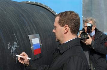 «Газпром» отказался расширять «Северный поток»