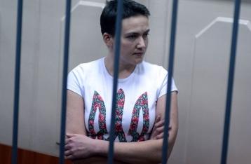 ПАСЕ требует освободить Савченко в течение 24 часов