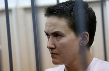 На Савченко завели еще одно дело и переводят в «Матросскую тишину»