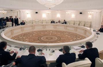 МИД: Консультации по переговорам в Минске продолжаются