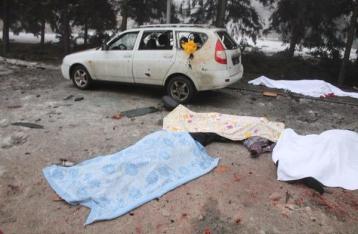 В результате обстрелов в Донецке погибли семь мирных жителей