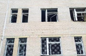 В результате обстрела больницы в Донецке погибли от четырех до десяти человек