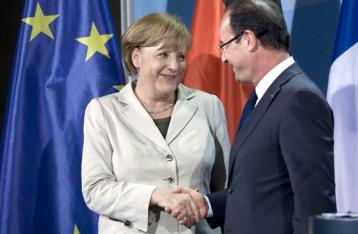 Олланд и Меркель срочно летят в Киев