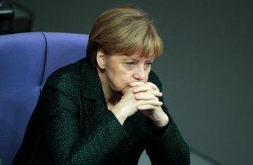 Меркель сомневается в успехе переговоров с Путиным