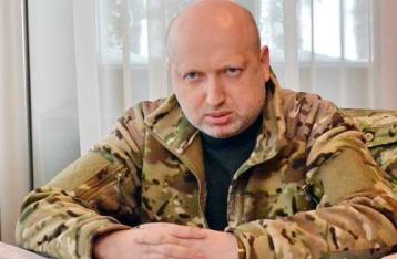 Турчинов: Украинские военные разбили группировки НВФ вокруг Мариуполя