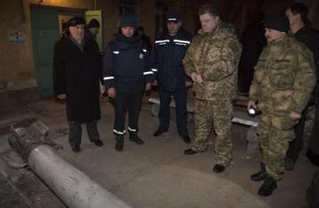 Порошенко: В результате обстрела Краматорска погибли 16 человек