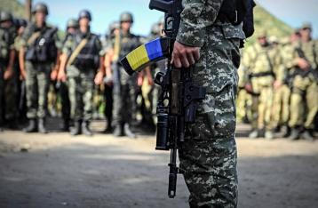 За сутки Украина потеряла 19 военных