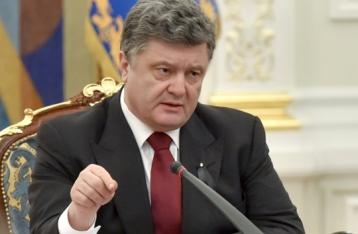 Порошенко: После встречи в Минске может быть и мир, и война