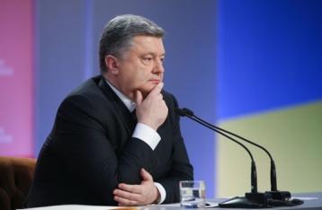 Порошенко: Россия выдвигает неприемлемые условия