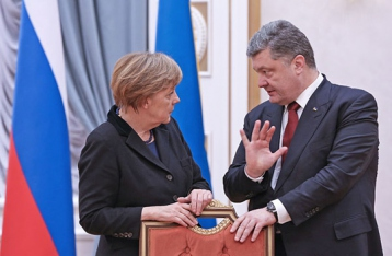 Порошенко: Киев не пошел на ультиматумы, автономии Донбасса не будет