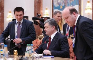 Порошенко рассказал, когда возобновятся соцвыплаты Донбассу